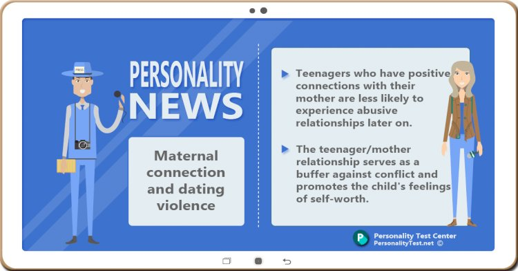 Maternal connections and dating violence