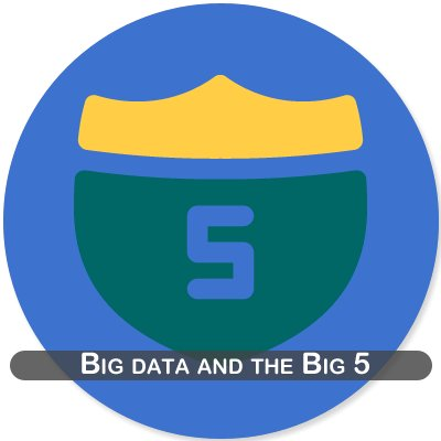 Big data and the Big 5