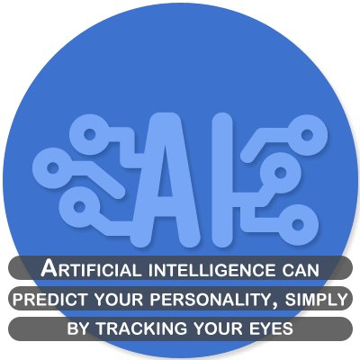 Artificial intelligence can predict your personality, simply by tracking your eyes